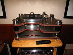 The one and only Kronos Turntable.