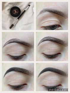 Look for the best brow pastes, pencil, powder, filler plus brow makeup fo… – Eyebrows Eyebrow Makeup Tips, Skin Makeup, Beauty Makeup, Makeup Eyebrows, How To Eyebrows, Henna Eyebrows, Eyeshadow Makeup, Permanent Eyebrows, Eye Makeup Tips