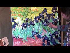 """FREE! Video """"Van Gogh"""" completo del artista Igor Sajarov"""