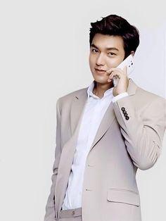 Lee Min Ho for LG