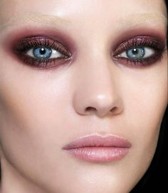 Love this Pink MakeUp made by Path McGrath #makeupartist