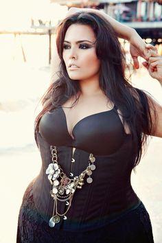Rosie Mercado - a big girl can be beautiful