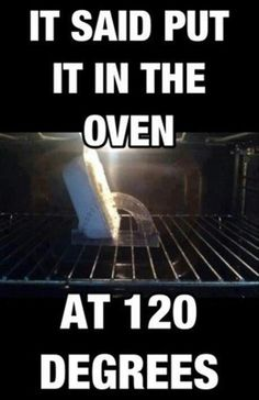 Cooking with engineers