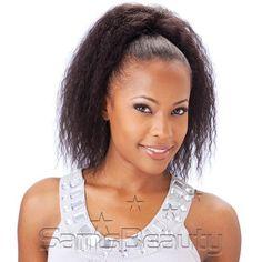 """Hair Length Shown : 14"""" - Samsbeauty.com"""