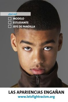 Entrainement CCF Expression Orale: El Racismo - Los papelitos en español
