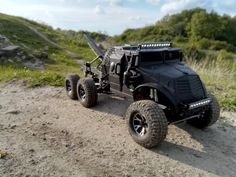 Rc Offroad 6x6