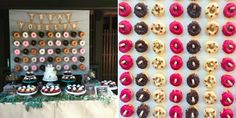 Doughnut Walls Are The New Wedding Cake Your Guests Will Thank You For