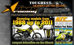 AMR Racing - Off Road Graphics - We Got You Covered!