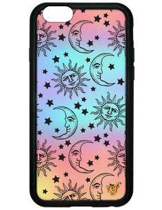 Sun & Moon iPhone 6/6s Case - Wildflower cases