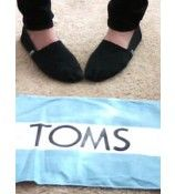 TOMS! everyone needs a basic black!!