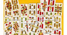 Magyar kártya lapjainak jelentése és kirakási módja.
