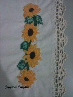 ponto russo e crochê http://pontilhandopontos.blogspot.com.br/