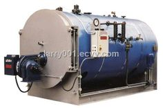 Oil Fired Steam Boiler (WNS Series Automatic Oil Fired Steam Boiler) - China boiler;steam boiler;gas boiler, Huotong