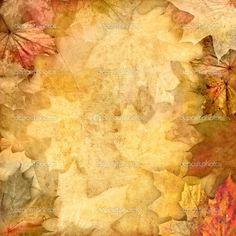 vintage hojas - Buscar con Google