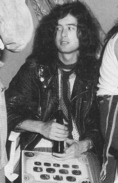 Jimmy Page of Led Zeppelin Great Bands, Cool Bands, Pamela Des Barres, Robert Plant Led Zeppelin, Jimmy Page, Jimmy Jimmy, John Bonham, John Paul Jones, James Patrick