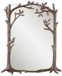 Uttermost Perching Birds Small Mirror