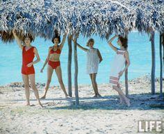 Vintage Cuba Beach Fashions