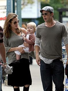 angelina jolie and brad pitt and Shiloh