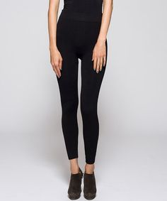 Leggings are always a good staple to have!! I love that these are high waist.