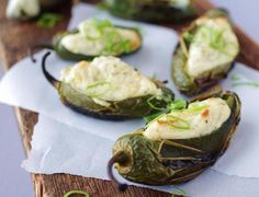 Recipe for grilled jalapeno poppers - The Boston Globe
