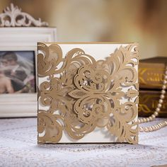 Invitation sets the tone for a wedding, they build anticipation, excitement and hint to guests what type of wedding they will be attending. If you are still looking for creative ideas for your invite, then take a look at this latest trend we fell in love with: laser cut wedding invitations with intricate patterns! Happy […]