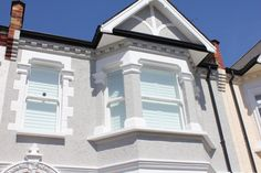 Ultimate PVCu sash windows designed to replicate the character of timber.
