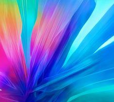 Colorful wallpaper.
