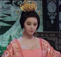 王朝的女人·杨贵妃 / The Lady of the Dynasty - Chinese period movie released in July Starring Fan Bing Bing & Leon Lai. Traditional Fashion, Traditional Dresses, The Empress Of China, Fan Bingbing, Fan Picture, Period Costumes, Chinese Actress, Chinese Culture, Hanfu