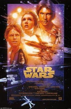 Star Wars Episódio Iv, Film Star Wars, Star Wars Watch, Star Wars Poster, Star Wars Art, Star Wars Episode 4, Episode Iv, West Side Story, Monster Party