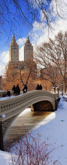 Central Park, #NewYork.                                                                                                                                                                                 Más                                                                                                                                                                                 Más