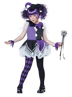 Mardi Gras Jester Costumes for Kids