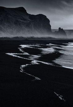 // Vik Beach, Iceland