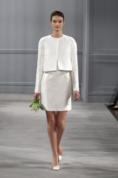 Monique Lhuillier vestidos coleccion 2014 - Jackie
