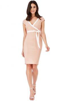 Cold Shoulder Dress, Dresses For Work, Fashion, Moda, Fashion Styles, Fashion Illustrations