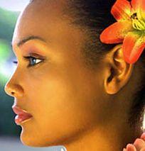 Maquillage peau noire - Techniques Maquillage peau noire - maquillage des yeux - des lèvres et du fond de teint
