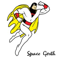 space gosth