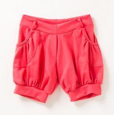 Salmon shorts
