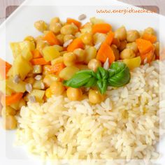 Grains, Healthy Recipes, Spice, Chic Peas, Turmeric, Carrots, Cooking Vegetables, Light Recipes, Health