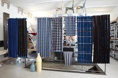 KLM World Business Class cabin interior |Jongeriuslab design studio