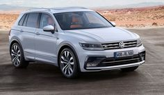 2019 VW Tiguan rights to the latest MKB system, such as its brother MkVII Golf, which contribute to a much better vehicle length and also much bigger and also much more convenient for those who are in it 470 liters of cargo capacity. All this will affect wheelbase is about 2700 mm, and the gas...