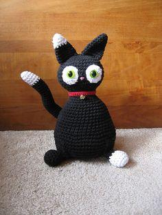 Amigurumi Pattern Free Rabbit : 1000+ images about Amigurumi Cats on Pinterest Crochet ...
