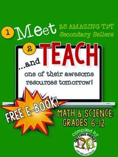 Teaching with cartoons 6th 7th 8th grade science curriculum free resources for secondary teachers fandeluxe