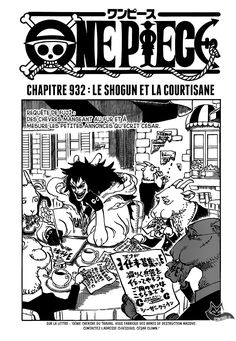 ONE PIECE 657 TÉLÉCHARGER SCAN