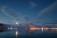 Skutulsfjörður , Iceland