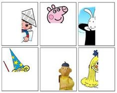 Aktivita a pomôcky pre šikovné deti :-) - Album používateľky majus246 Stipa, Peanuts Comics, Playing Cards, Games, Puzzles, Albums, Special Education, Picasa, Puzzle