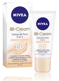 Nivea - BB CREAM – CRÈME DE TEINT 6 EN 1 TEINTE CLAIRE