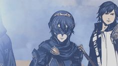Lucina does play an important role in Awakening, but Chrom and Robin are both more important than Lucina. Description from smashboards.com. I searched for this on bing.com/images