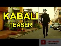 'Kabali' Movie Official Teaser Released
