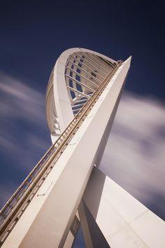 Spinnaker Tower II by Nina Papiorek on 500px