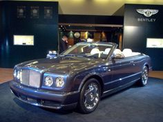 The 2018 Bentley Azure is a full-size four-seater convertible British company Bentley Motors class of the Gran Turismo. The name Azure want to refer to the Cote d'Azur. The Bentley Azure is derived from the coupe Bentley Continental R and platform Rolls-Royce Silver Spirit / Bentley...  http://www.gtopcars.com/makers/bentley/2018-bentley-azure/